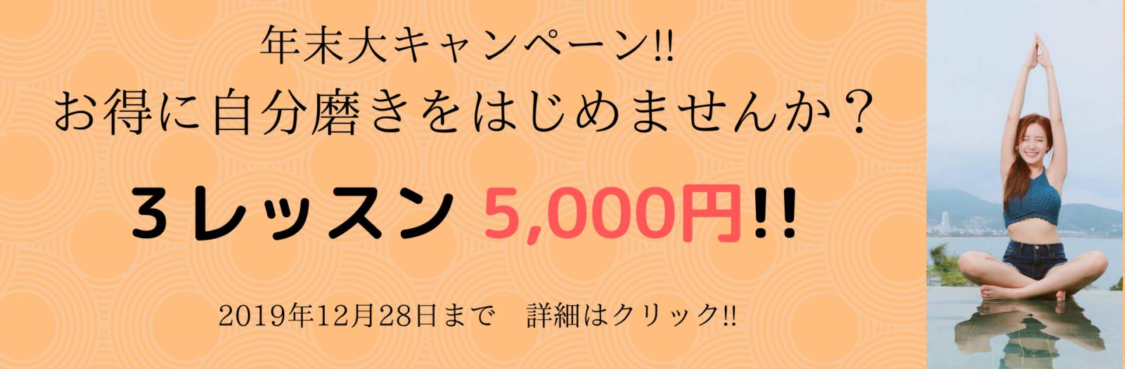 年末大キャンペーン!! お得にNico studioをはじめませんか? (1)